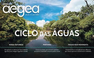 Revista Aegea Edição 31 | Abril 2021